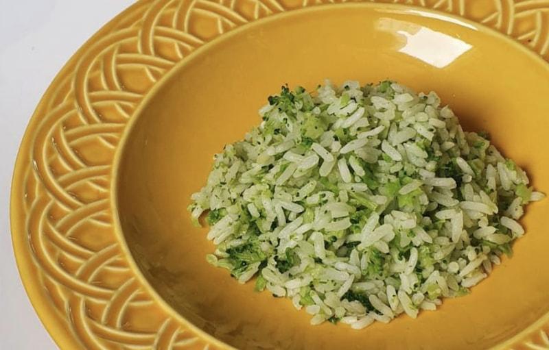 Arroz de brócolis - 100 g