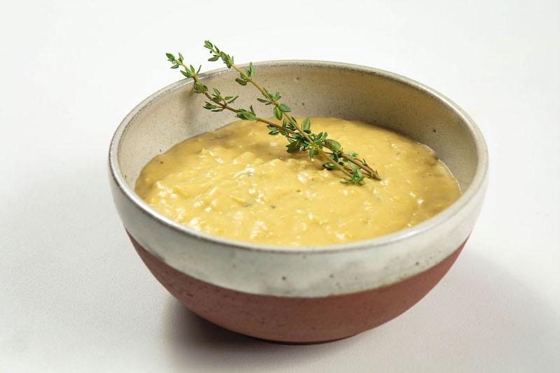 Creme  de milho verde com tomilho - 130 g