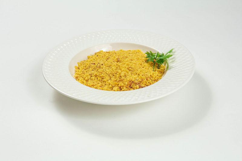 Farofa de flocos de milho com cebola crocante - 70 g