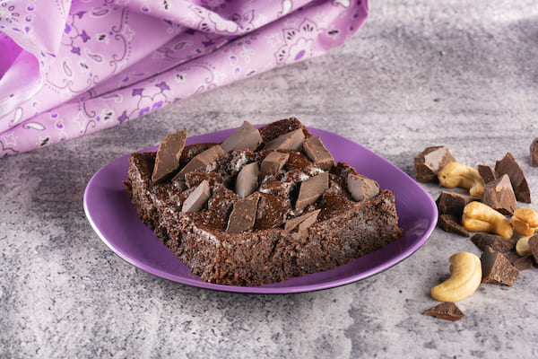 Wechef- Brownie Sem Glúten e sem Lactose. Low Carb - 190 g